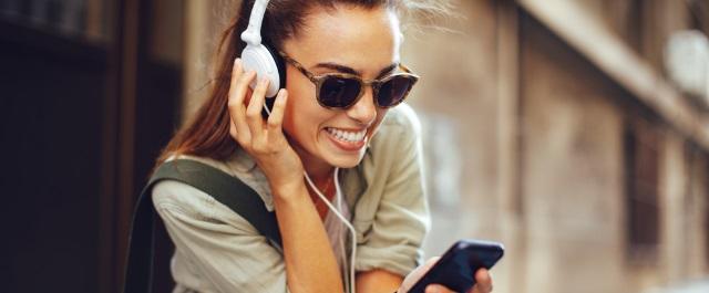 Słuchawki do telefonu komórkowego