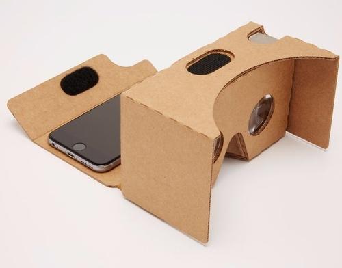 Recenzja Google Cardboard